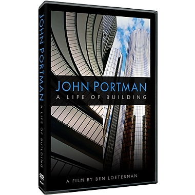 John Portman: A Life of Building (DVD)