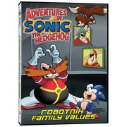 Adventures of Sonic the Hedgehog - Robotnik Family Values (DVD)