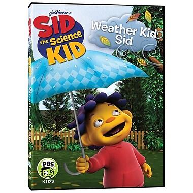 Sid the Science Kid: Weather Kid Sid (DVD)