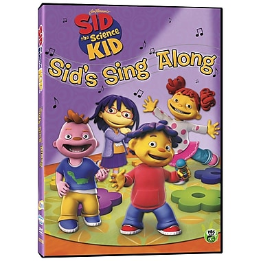 Sid the Science Kid: Sid's Sing Along (DVD)