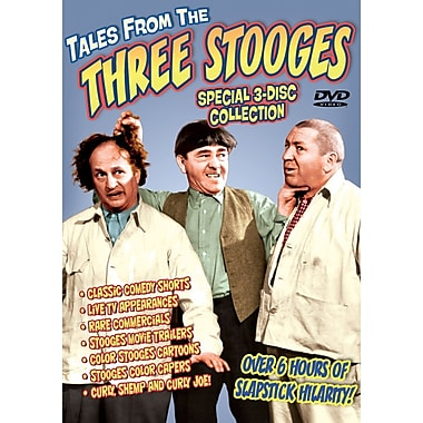 Tales From The Three Stooges (DVD)
