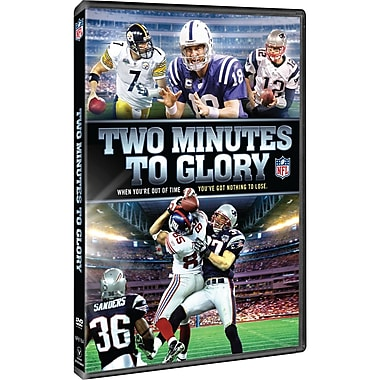 NFL Two Minutes to Glory (DVD)