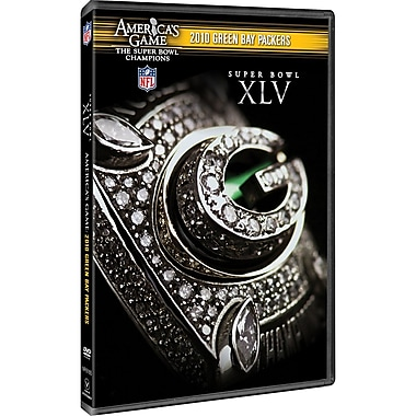 NFL: America's Game - 2010 Green Bay Packers (DVD)