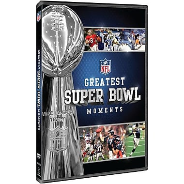 NFL Greatest Super Bowl Moments I-XLV (DVD)