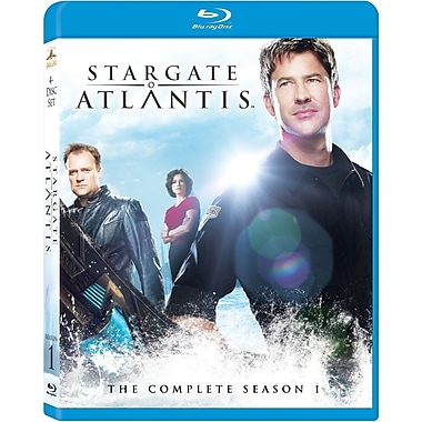 Stargate Atlantis: Season 1 (Blu-Ray)