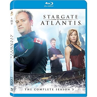 Stargate Atlantis: Season 3 (Blu-Ray)