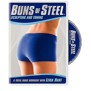 Buns of Steel: Sculpting and Toning (DVD)