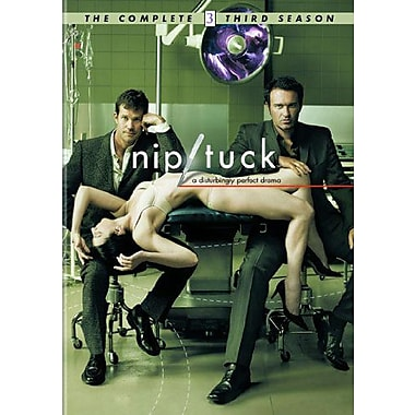 Nip/Tuck: The Complete Third Season (Operating Room) (DVD)