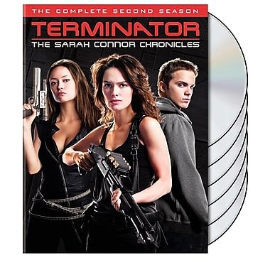 The Sarah Connor Chronicles: The Complete Second Season (DVD)