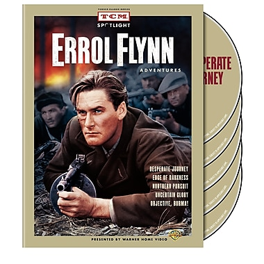 TCM Spotlight: Errol Flyn Adventures (DVD)