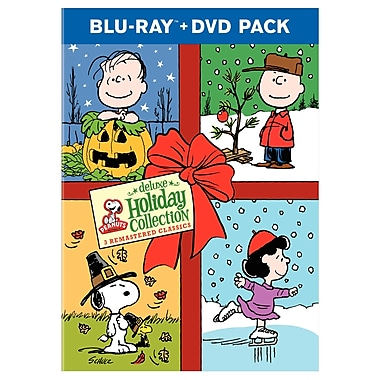Peanuts Holiday Collection (Blu-Ray)