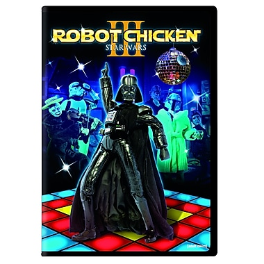 Robot Chicken: Star Wars III (DVD)