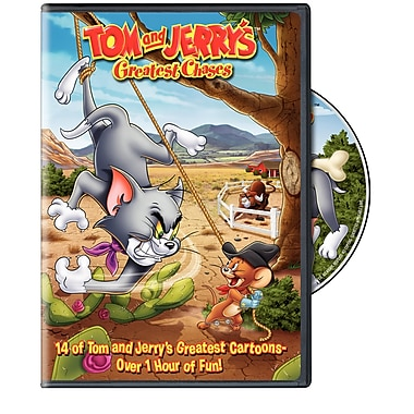 Tom & Jerry's Greatest Chases: Volume Five (DVD)