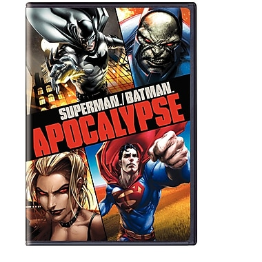DCU Superman/Batman: Apocalypse (DVD)