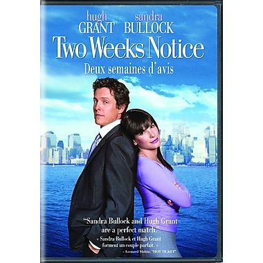 Two Weeks Notice (DVD)