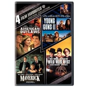 4 Film Favourites: Western Collection (DVD)