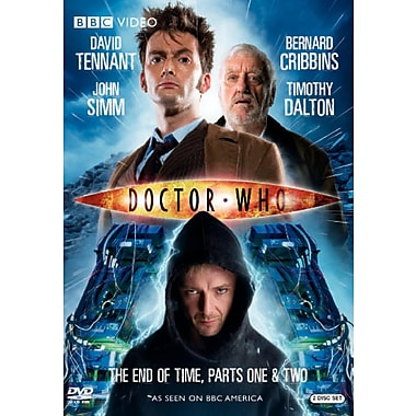 Doctor Who: The End of Time, Parts One & Part Two (DVD)