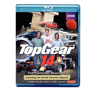 Top Gear 14: The Complete Season 14 (BLU-RAY DISC)