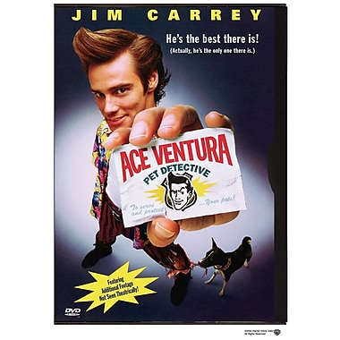 Ace Ventura Pet Detective (DVD)