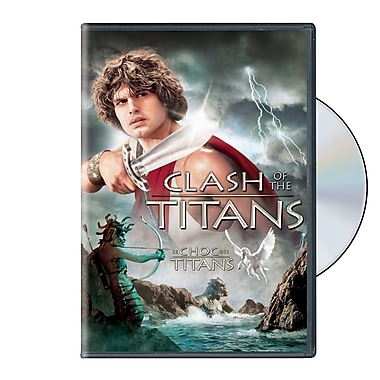 Clash of The Titans (DVD) 2010