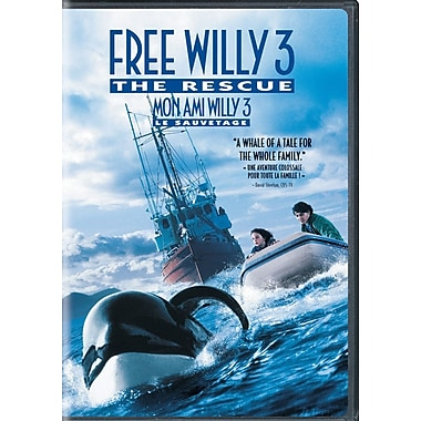 Free Willy 3: The Rescue (DVD)