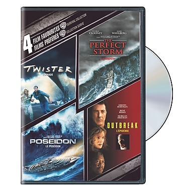 4 Film Favourites: Survival (DVD)