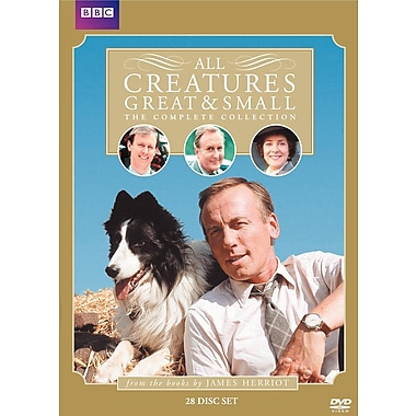All Creatures Great & Small Complete Collection (DVD)