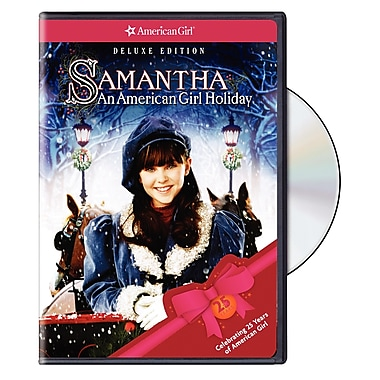 Samantha: An American Girl Holiday Deluxe Edition (DVD)