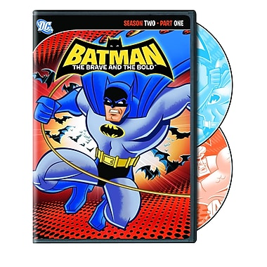 Batman: The Brave and The Bold: Season Two, Part One (DVD)