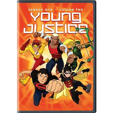 Young Justice: Season One, Volume Two (DVD)