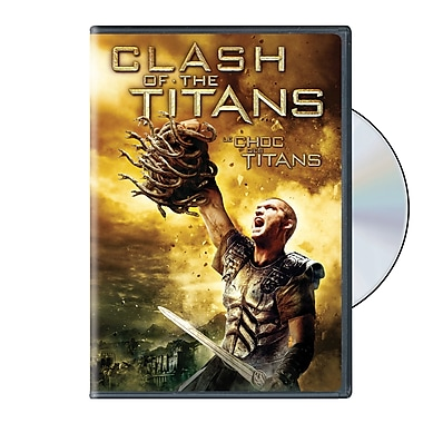 Clash of The Titans (DVD)