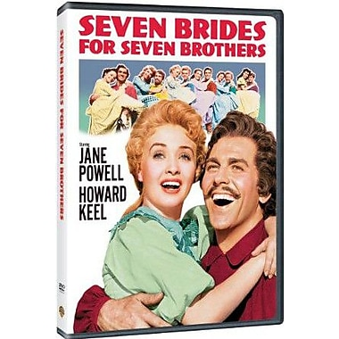 Seven Brides For Seven Brother (DVD)