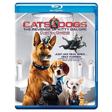 Cats & Dogs: Revenge of Kitty Galore (Blu-Ray)