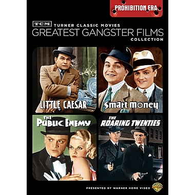 TCM Greatest Classic Films: Gangster Prohibition Era (DVD)