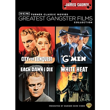 TCM Greatest Classic Films James Cagney (DVD)