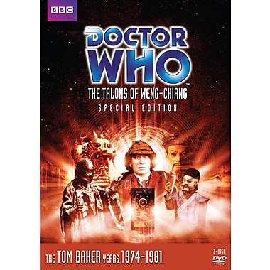 Dr. Who: The Talons of Weng-Chiang (DVD)