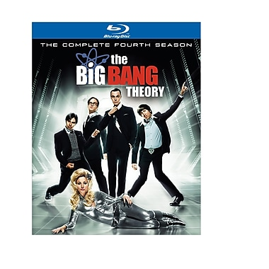 The Big Bang Theory: The Complete Fourth Season (Blu-Ray)