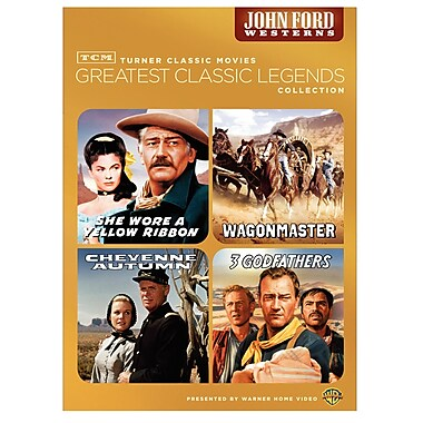 TCM Greatest Classic Films Legends: John Ford Westerns (DVD)
