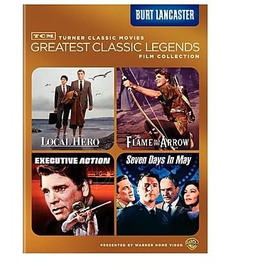 TCM Greatest Classic Films: Legends - Burt Lancaster (DVD)