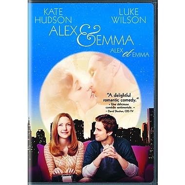 Alex and Emma (DVD)
