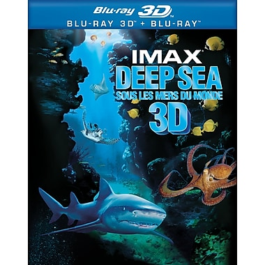 IMAX: Deep Sea 3D (3D Blu-Ray)