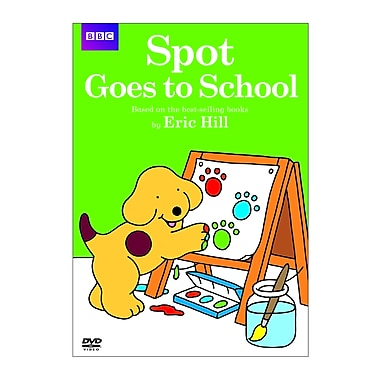 Spot: Goes To School (DVD)