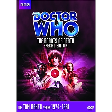 Doctor Who: The Robots of Death (DVD)