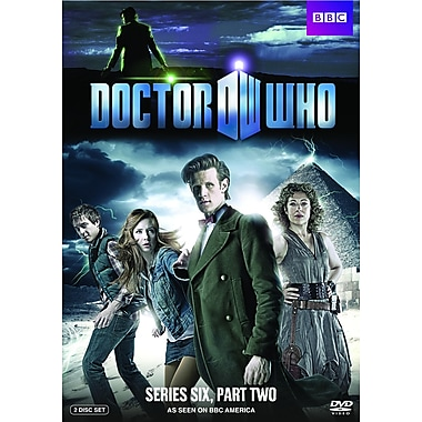 Dr. Who: Part 2, Series 6 (DVD)