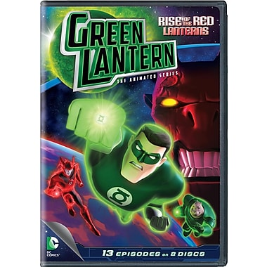Green Lantern Animated Series: Season One, Part One (DVD)