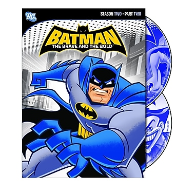 Batman: The Brave and The Bold: Season Two, Part Two (DVD)