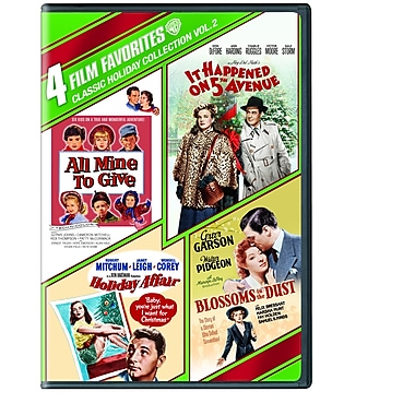 4 Film Favorites: Classic Holiday Collection, Volume 2 (DVD)