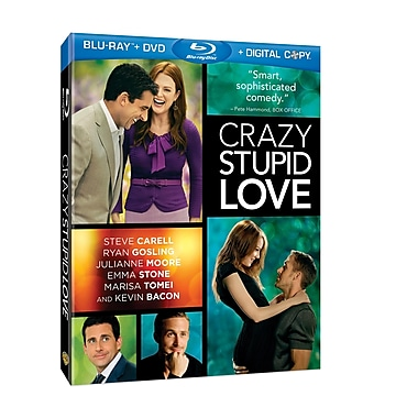Crazy, Stupid, Love (Blu-Ray) 2011