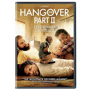 Hangover: Part II (DVD)