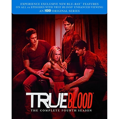 True Blood: The Complete Fourth Season (Blu-Ray + DVD + copie numérique)